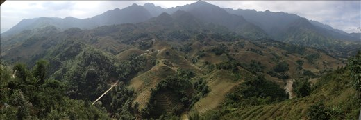 Some great views of the Sapa countryside.