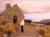 Church of the Good Shepherd at Lake Tekapo.: by danidawnandstevo, Views[133]