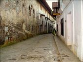 a typical street in Cuetzalan...beautiful: by danielapuebla, Views[182]