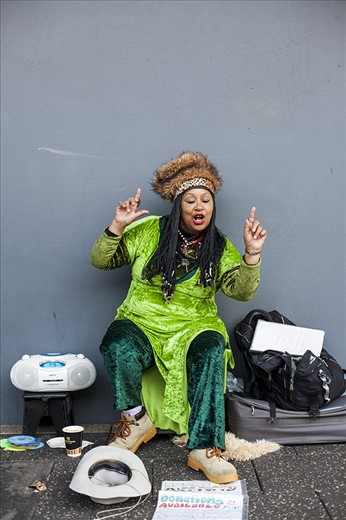 Fremantle has since become a cultural hub in Western Australia. Street performers are a part of daily life. Miss Poppy an immigrant from New Zealand sings reggae songs to make a living ,albeit out of tune.