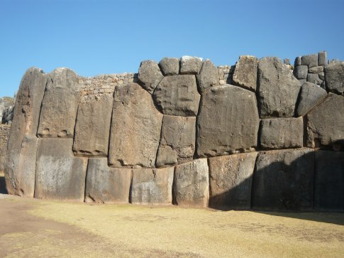 How did the Incas carve and move these rocks so precisely?