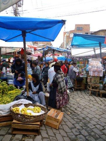 Market on my street