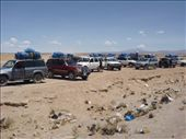 This was only half of the fleet of Toyotas heading to the Salar: by daniryan, Views[260]