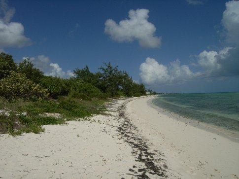 Beach facing left - before Ike