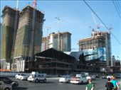 Construction of the strips most expensive hotel: by dannygoesdiving, Views[222]