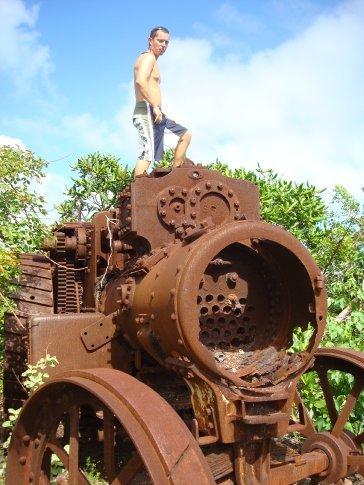 Its a bargin - it just needs a gearbox and engine. Mmmmmmmmm I've fallen for that line before !
