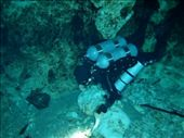 Entering 'the chamber' from Devils ear entrance: by dannygoesdiving, Views[931]