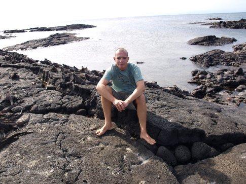 Me & Sea Marine Iguanas