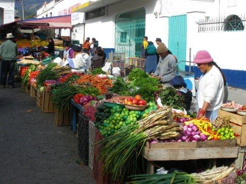 Otovala - food market