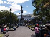 Quito - Plaza Grande: by dannygoesdiving, Views[254]