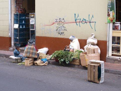 Quito - streetlife