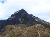 Quito - trail to the summit of Rucu Pichincha (4680m): by dannygoesdiving, Views[407]