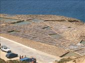 The Saltpans - which are still in use. Nice n chips !: by dannygoesdiving, Views[416]