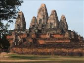 Another temple of some description at Ankor !: by dannygoesdiving, Views[372]