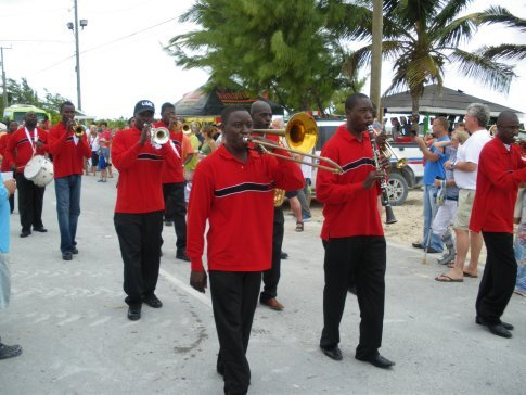 Conch Festival - Hatian Marching Band