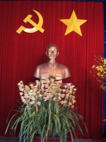 Ho Chi Minh - Reunification Palace, Ho Chi Minh City