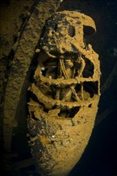 Heian Maru - torpedoes: by dannygoesdiving, Views[156]