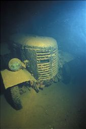 Hoki Maru - truck in hold: by dannygoesdiving, Views[231]