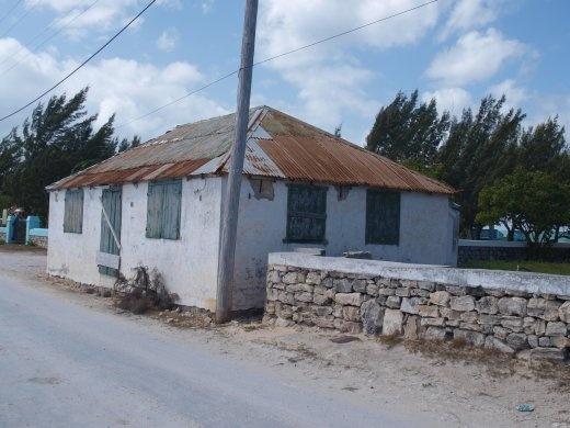 Salt Cay buildings