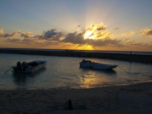 Salt Cay Divers - dive boats