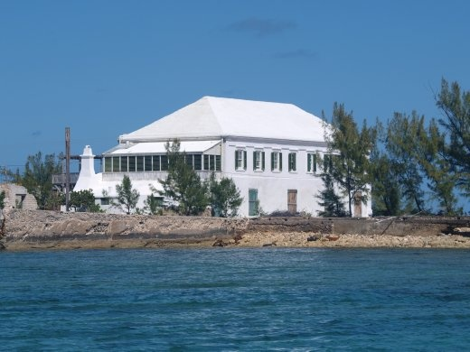Salt Cay buildings