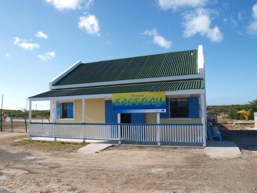 Salt Cay terminal