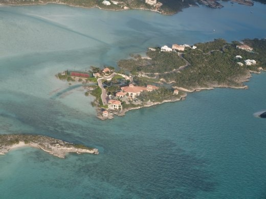 Providenciales - Emerald Cay .. yours for $45 million
