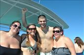 Day out to West Caicos - Jo & siblings : by dannygoesdiving, Views[249]