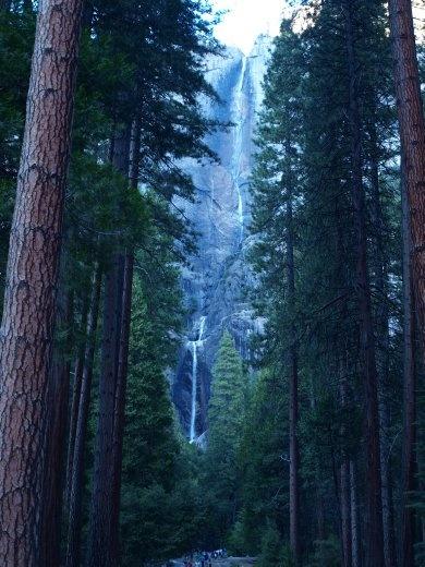 Yosemite - Upper & Lower Falls