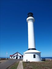 Point Area Lighthouse - Highway 101 coastal road: by dannygoesdiving, Views[156]