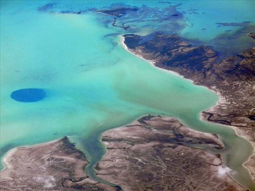 Middle Caicos Ocean Hole