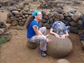 Ahu te pito kura - energy stone !!!: by dannygoesdiving, Views[189]