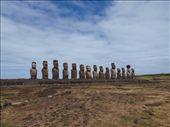 Ahu Tongariki: by dannygoesdiving, Views[102]