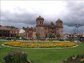 Cusco - Plaza de Armas & Cathedral: by dannygoesdiving, Views[264]