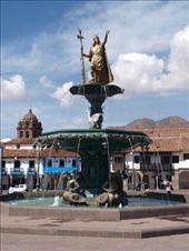 Cusco - Plaza de Armas: by dannygoesdiving, Views[249]