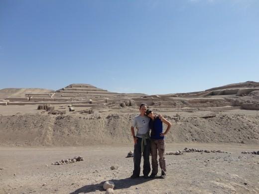 Nazca - Cahuachi