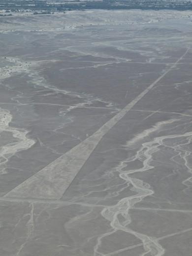 Nazca - Nazca Lines - trapezoid