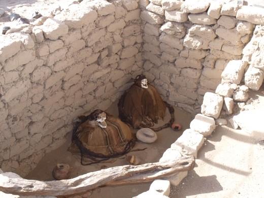 Nazca - Chauchilla cemetery