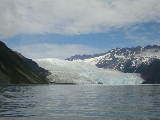 Kayak Day - Aialik Glacier