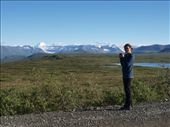 Denali Highway - view from our camper when we awoke: by dannygoesdiving, Views[212]