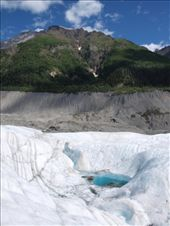 Ice Hiking on Root Glacier : by dannygoesdiving, Views[205]