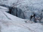Ice Hiking on Root Glacier : by dannygoesdiving, Views[90]
