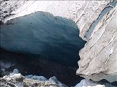 Ice Caving under Root Glacier: by dannygoesdiving, Views[222]