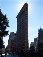 Flatiron Building: by dannygoesdiving, Views[250]