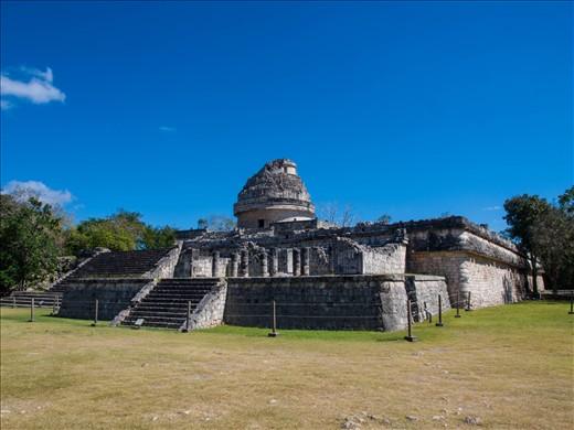 Chichen Itza - El Caracol (observatory)
