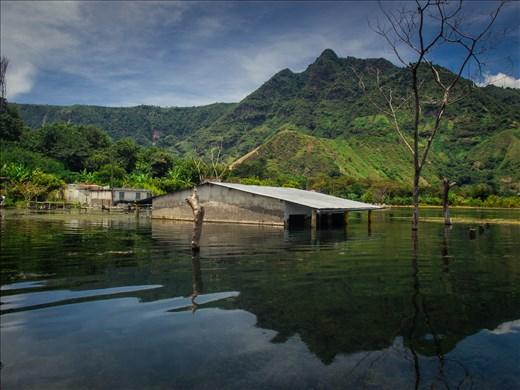 Lake Atilan - Santiago