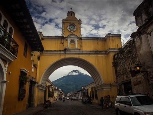 Antigua - Arch of Santa Catalina