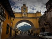 Antigua - Arch of Santa Catalina: by dannygoesdiving, Views[163]