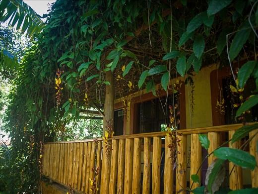 Lake Atilan - Our room at La Iguana Perdida @ Santa Cruz