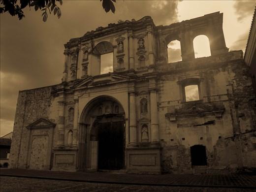 Antigua - Compania de Jesus